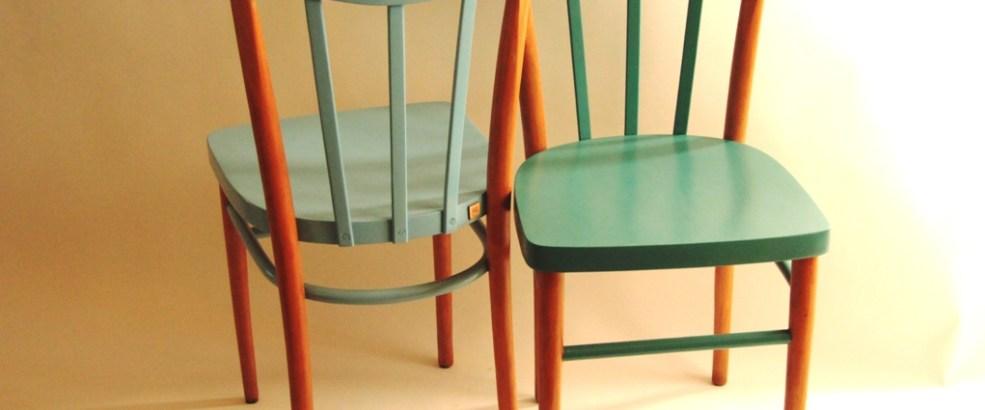 krzesło PRL odnawianie mebli refreshing