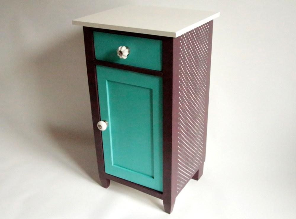 odnawianie mebli farby kredowe szafka