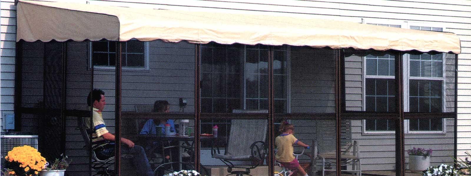 del screenhouses patio mate enclosures