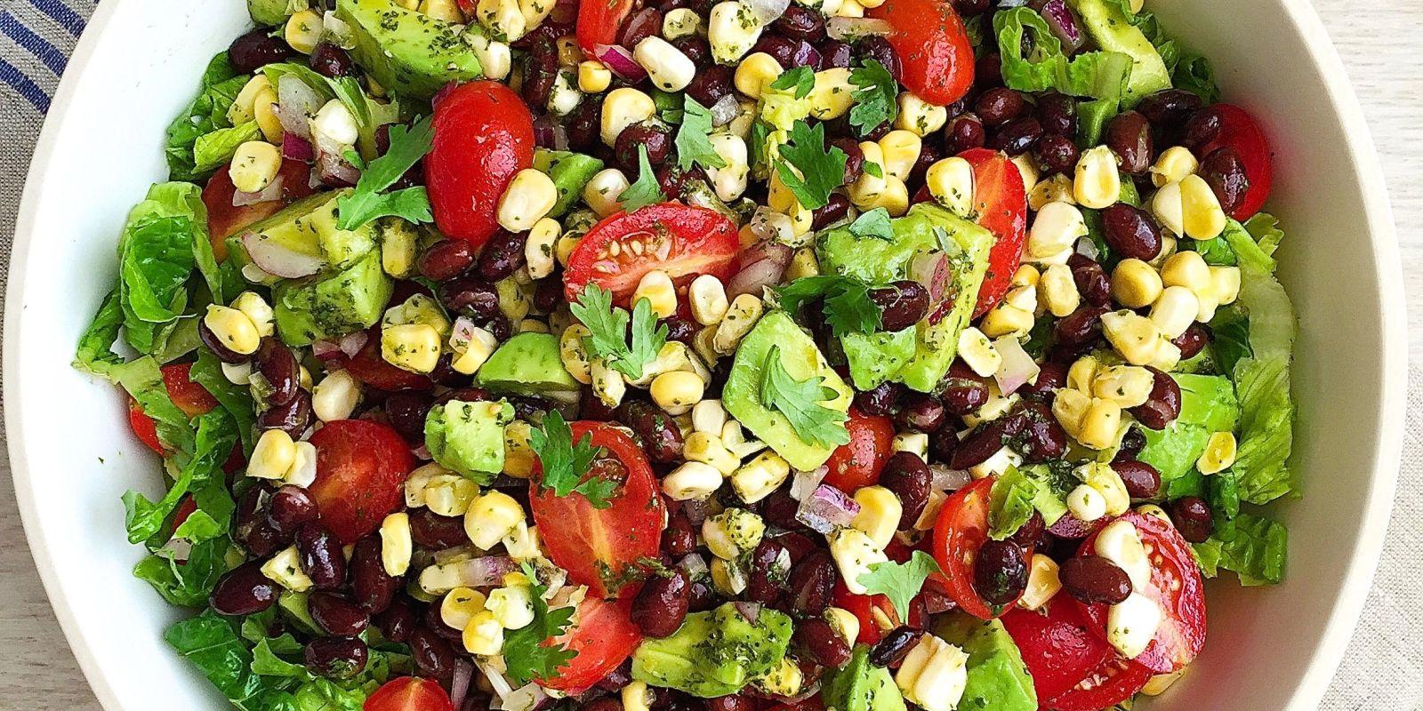 Best Southwestern Chopped Salad Recipe How To Make