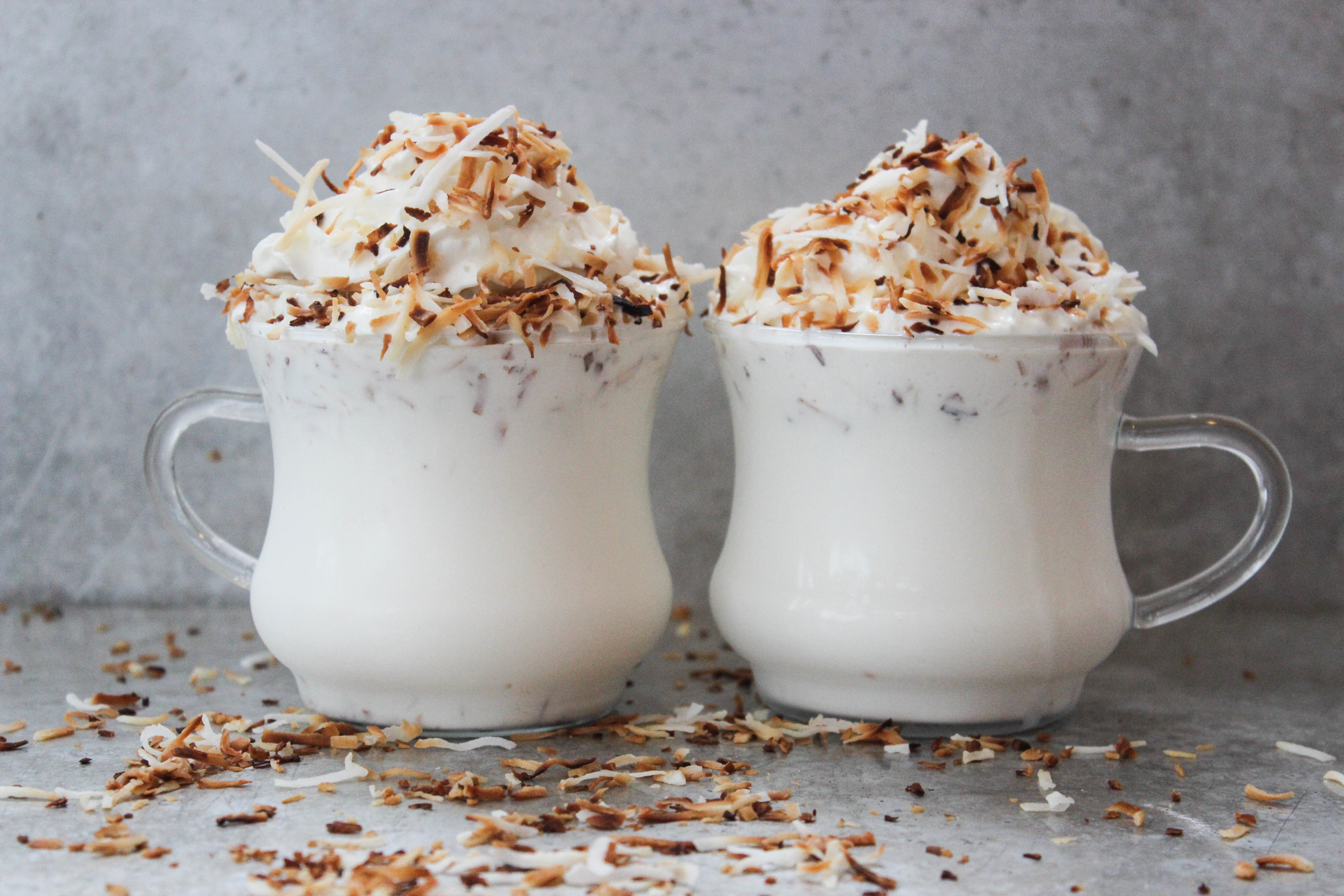 Best Toasted Coconut Hot Chocolate Recipe How To Make