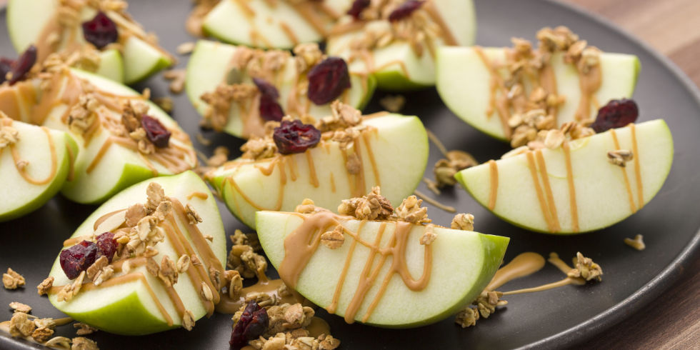 Top 10 Healthiest Snacks You Can Eat: Apples