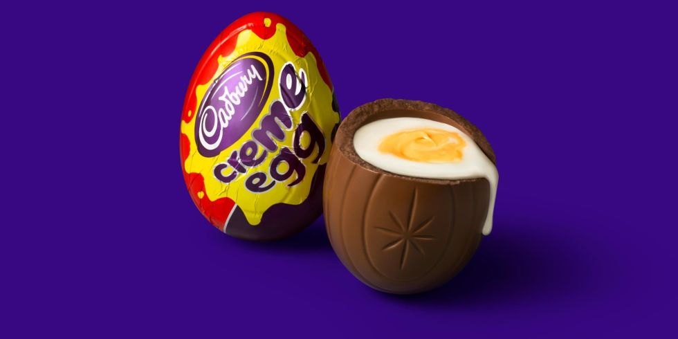 Image result for cadbury eggs