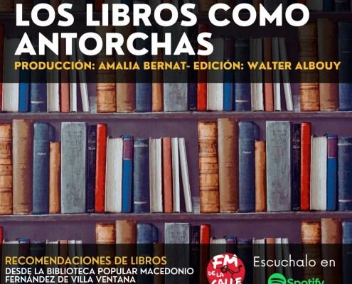 libros como antorchas