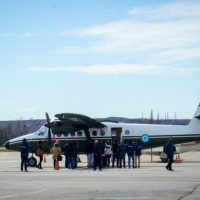 Indagarán a un ex mecánico de avión del V Cuerpo de Ejército