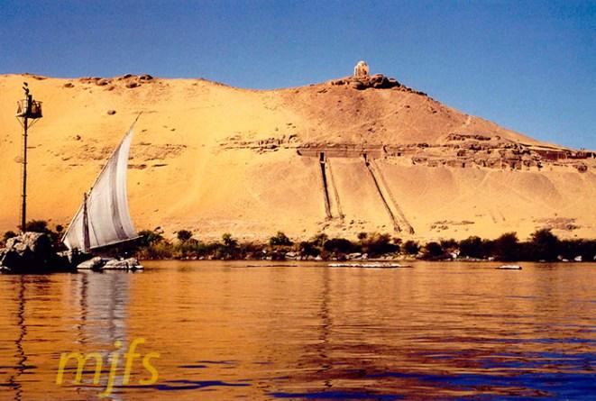 Isla Elefantina Aswan