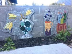 Mosaic Garden Apts Planters 01