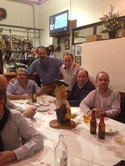 Albertone, Pepone, Hippo, Don Carlo y Don Daniele...