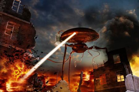 guerra de los mundos