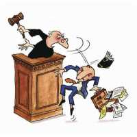 Cosas que como juez me irritan de un abogado