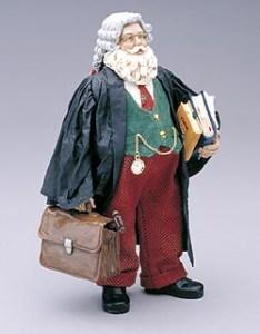 abogados y la navidad