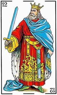 rey de espadas procedimiento