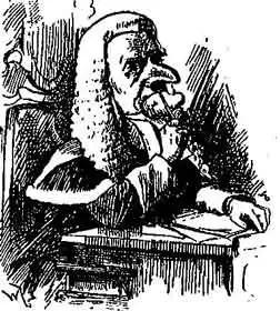 juez piensa