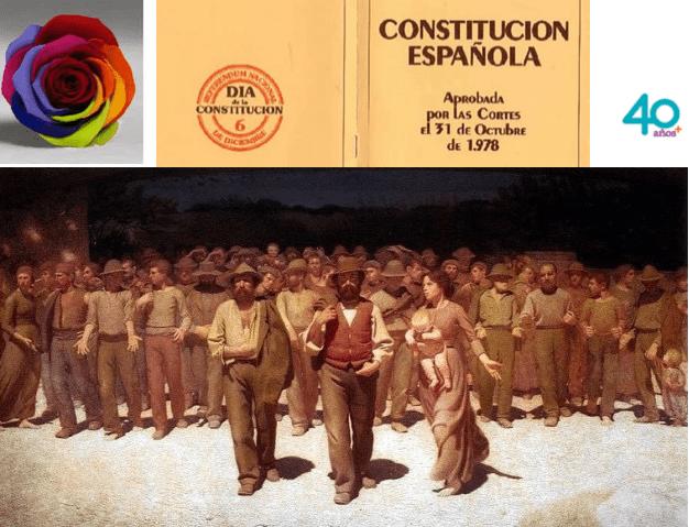 Carta abierta en el 40 aniversario de la Constitución
