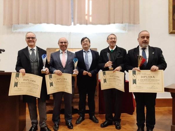 GALARDONADOS EN LOS BLOGS JURÍDICOS DE ORO 2019- 1ª Edición