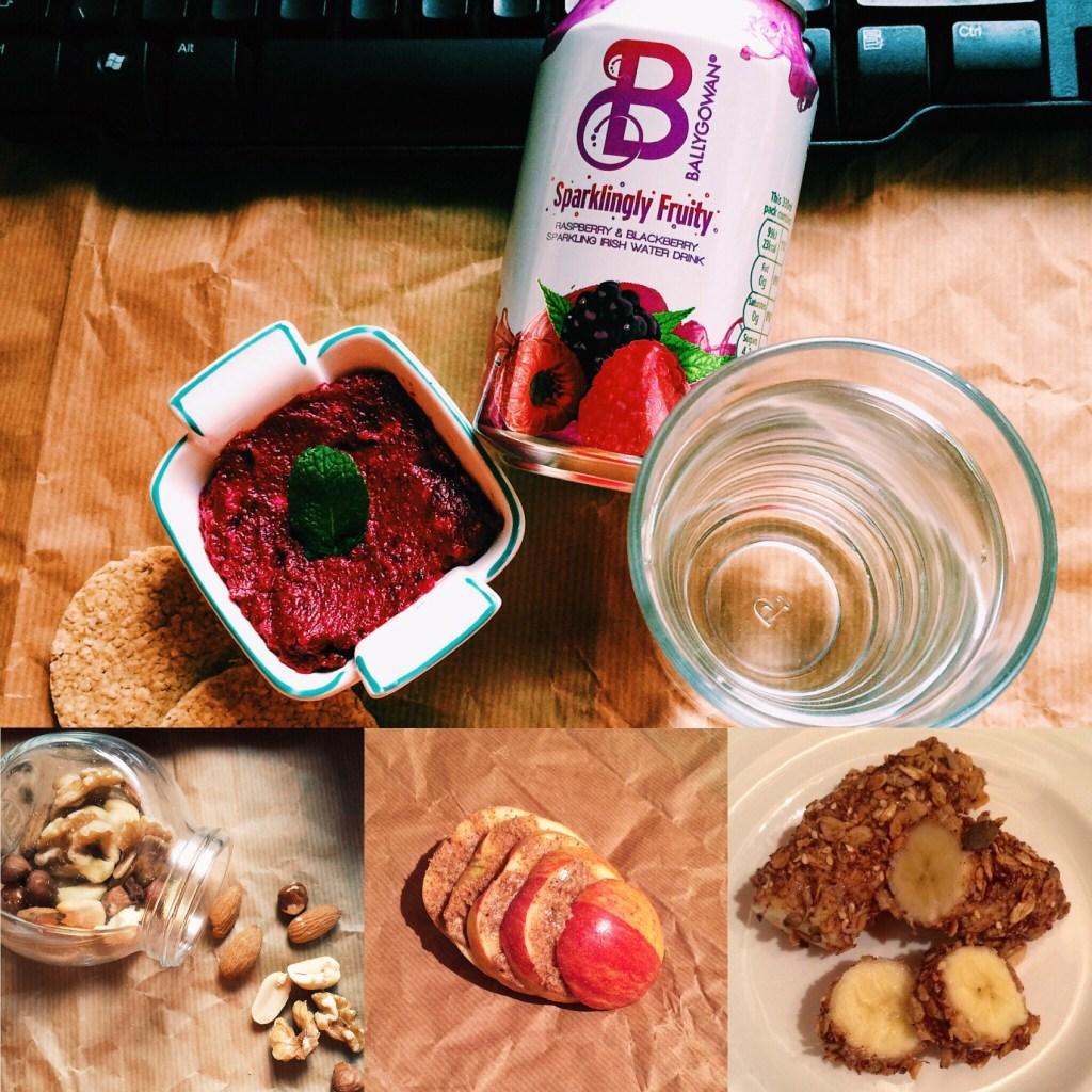 5 Healthy Snacks; Delalicious