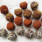 Chai Spiced Chocolate Truffles; Delalicious; Sinead Delahunty