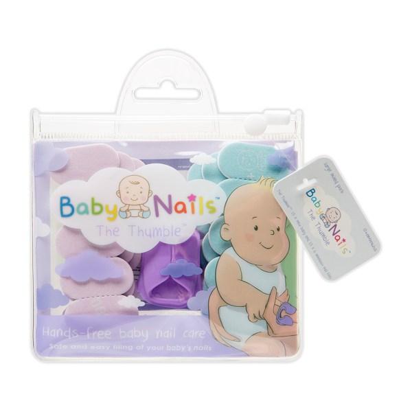 Baby Nails - 0 luni - 6 luni
