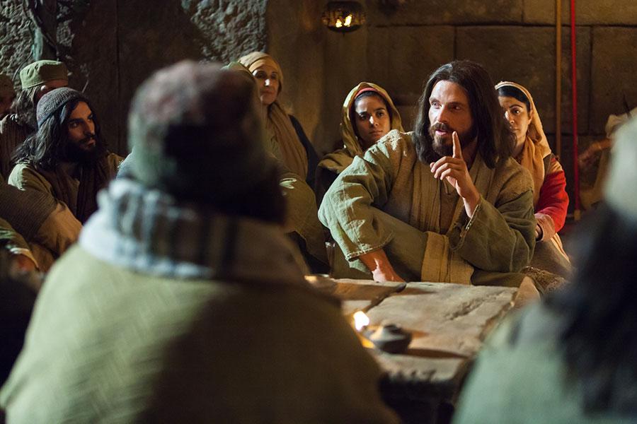 Resultado de imagen de jesus discutiendo con escribas y fariseos