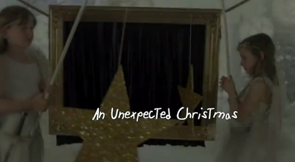 unexpectedchristmasvideo
