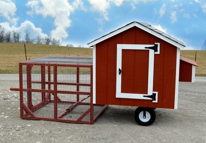 Portable coop
