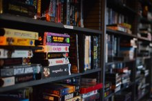 The Loft also features an immense collection of movies (VHS exclusively) that is built upon year by year, tenant by tenant.