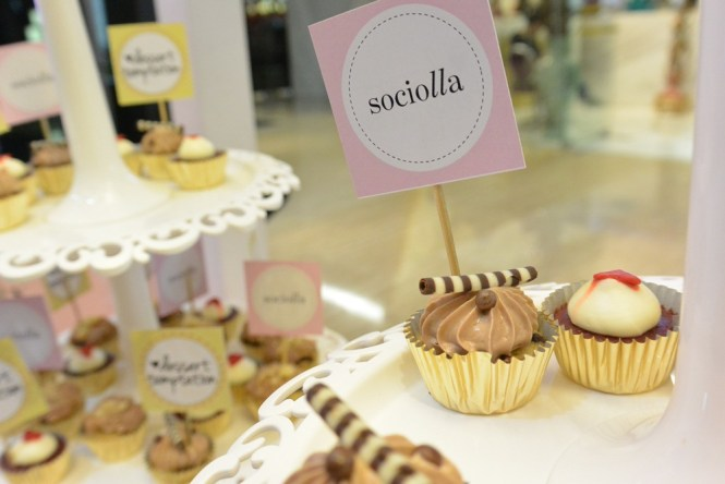 Sociolla Pop Up Plaza Indonesia Cookies