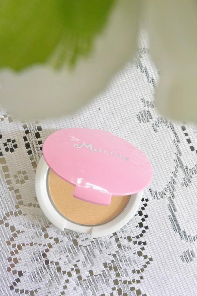 marina smooth and glow UV compact powder DELAPANKATA PUTRIKPM 4