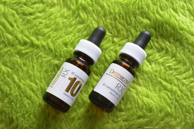 Rohto Dermacept RX Serum Vitamin C 10%