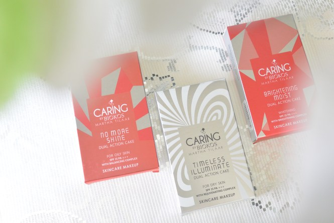 Skincare Make Up dari Caring by Biokos