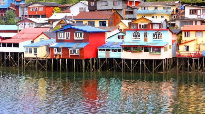Palafitos Chiloe