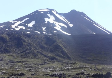 Volcán Casablanca 2240mts Chile