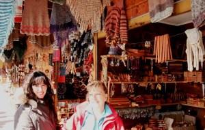Feria Artesanal en Dalcahue