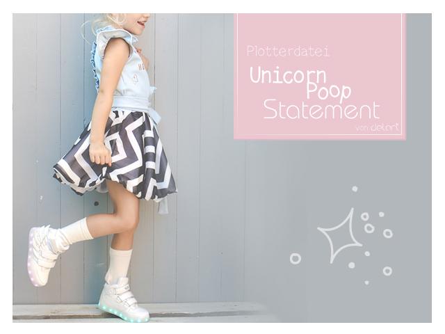 Unicorn PoOp – Statement Plotterdatei