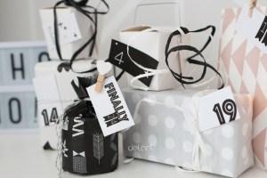 Freebie, Adventskalender, diy, geschenk idee, geschenk, zum ausdrucken