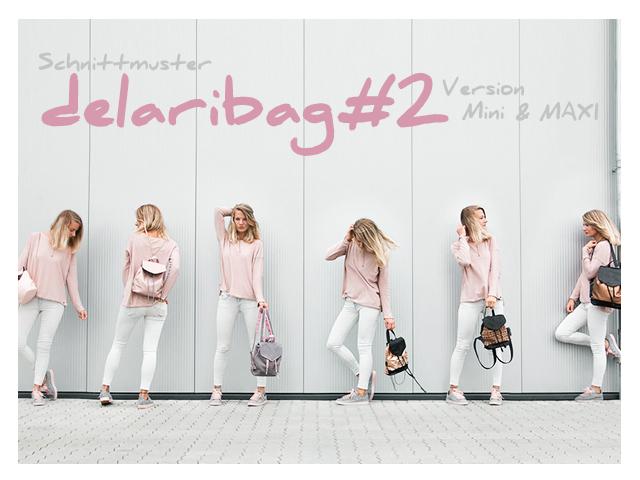 delari_bag#2 –  Das neue Schnittmuster – schlicht und kreativ