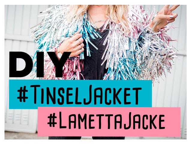 TinselJacket für das Festival