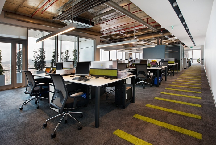 Would An Open Plan Office Space Work For You DeLaune