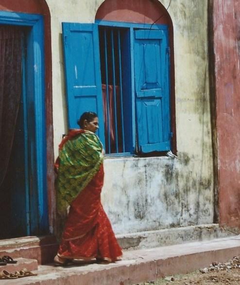 Fort Cochin, Inde du Sud (mars 2003)
