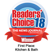Readers' Choice 18: Kitchen and Bath