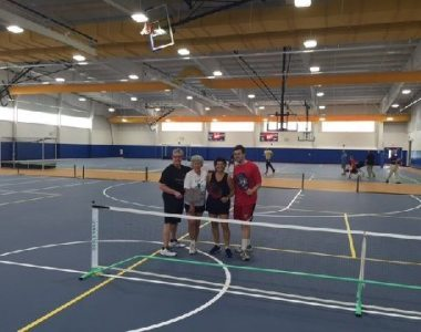 New Location for Pickleball