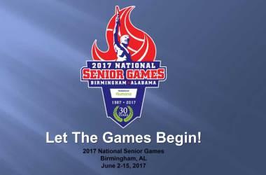 Let the Games Begin! NSGA Presentation