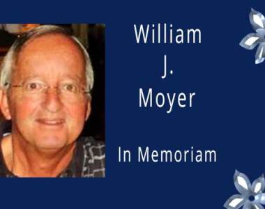 William F. Moyer – In Memoriam