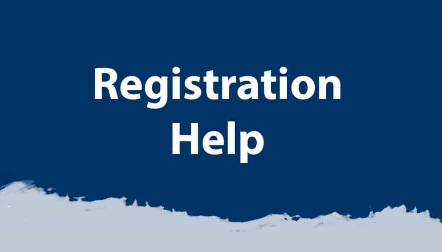 Using the Registration System