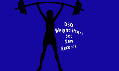 DSO Seniors Set Olympics Records