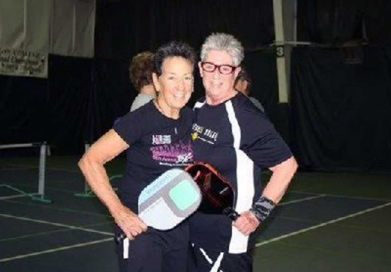 women's fest pickleball