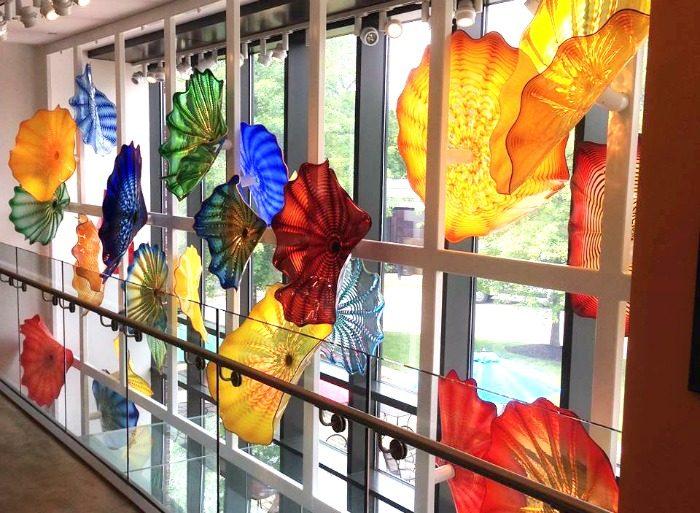 delaware art museum glass