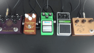 Low Gain Overdrive