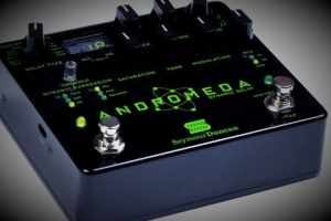 Seymour Duncan Andromeda delay pedal
