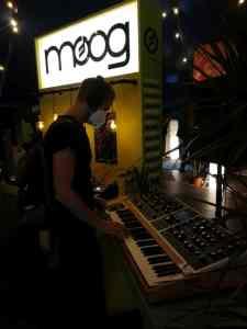 Superbooth Moog